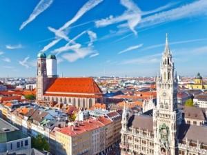 City Trip nach München im Sommer