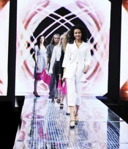 Fashion-Shows in Europa