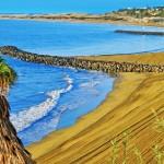Playa del Ingles in Maspalomas auf Gran Canaria