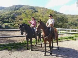 Reiterferien in der Toskana