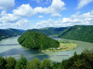 Urlaub an der Donau in Oberösterreich